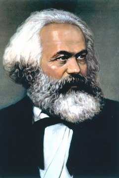 Karl Marx is considered the person who created the concept of communism.
