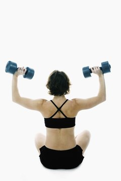 Lifting weights builds fat-burning muscle.