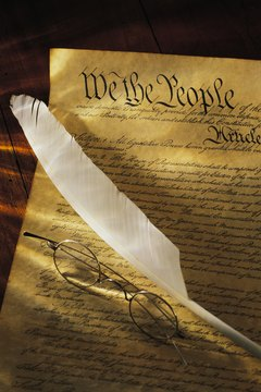 The U.S. Constitution was not ratified without debates over several major issues.