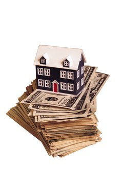 The average house sits on almost $150,000 in mortgage debt.