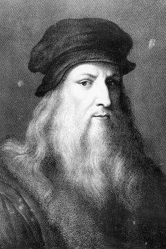 The earliest images of submarines came from Leonardo da Vinci.