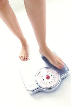 Allow at least six to eight months to lose 50 pounds.