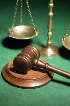 Nonpayment of rent may result in eviction through a Texas justice court.