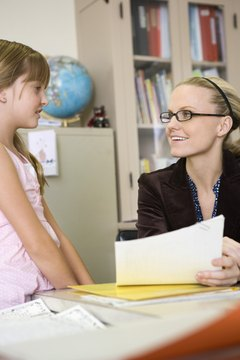 Teachers who are engaged and want their students to succeed help make a quality school.