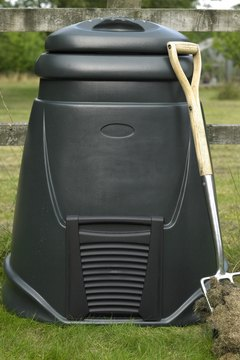 Composting is an easy way to be kind to the environment.