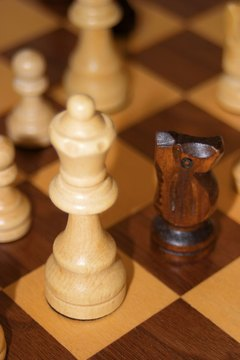 Medieval Muslims played board games such as checkers and chess.