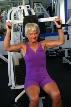 Lift weights to build bone and muscle mass.