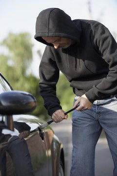 Your insurer applies due diligence when settling your theft claim.