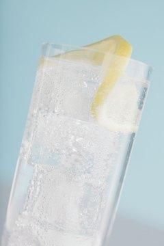 Adding lemon to your water boosts your vitamin C intake.