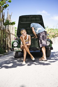 Car breakdowns can be socially and financially inconvenient.