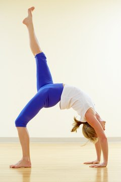 Flexibility is helpful in many activities, including yoga and Pilates.