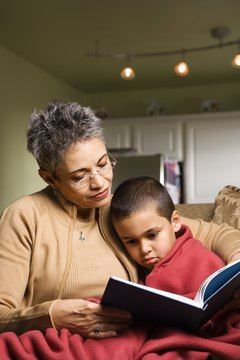 Under some circumstances, your parent can claim your child as a dependent.