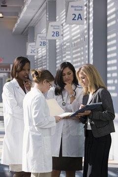 Medical school students may qualify for fully paid Navy scholarships.