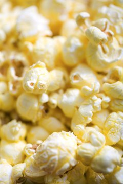 Popcorn is a rich source of antioxidants.