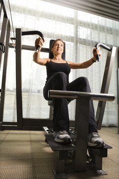 Strength training primarily builds muscle rather than burning calories.