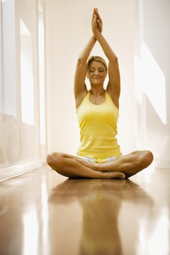 Build leaner, stronger muscles with Bikram yoga.
