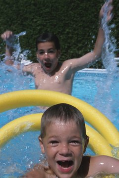 Swimming pools are fun, but to an insurance company a pool is a liability.