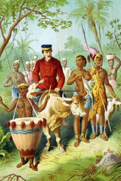 David Livingstone's respectful treatment of native peoples greatly aided his explorations.