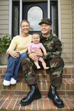 Special loans and grants help veterans and their families.