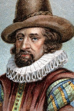Francis Bacon was one of the first in a wave of philosophers developing today's scientific method.