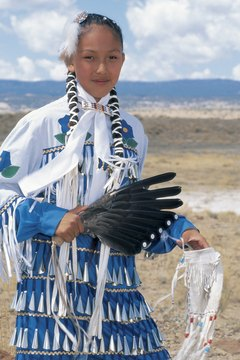 The Navajo thrive culturally today.
