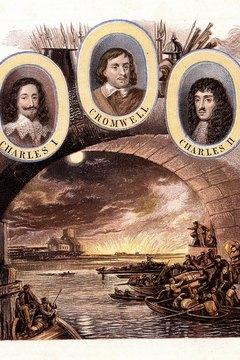 King Charles II granted the land of Carolina to loyal alllies.