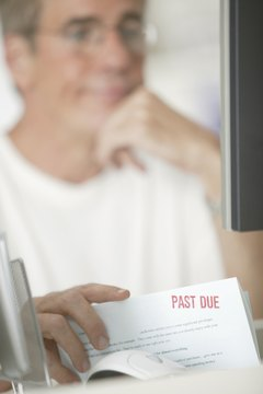 Late payments diminish your credit score.