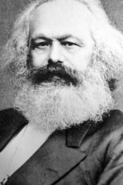 Karl Marx is the philosophical father of communism.