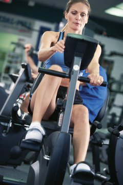 You can work toward thinner thighs by choosing the right incline on the recumbent bike.