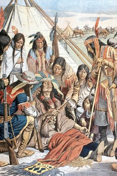 Death brought the entire Choctaw tribe together for rituals and ceremonial feasting.