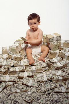 Your new baby may qualify you for several different tax breaks.