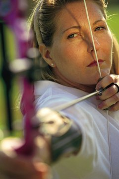 Developing strong shoulder muscles can improve your archery performance.