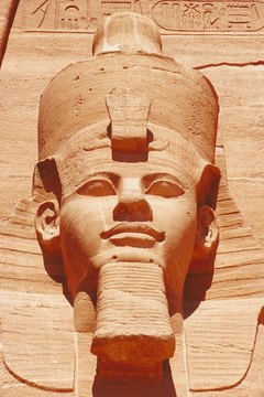 Perfume mixed in ancient Egypt contained a mix of oil and herbs.