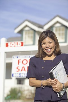 A house is under contract when the seller accepts a purchase offer.