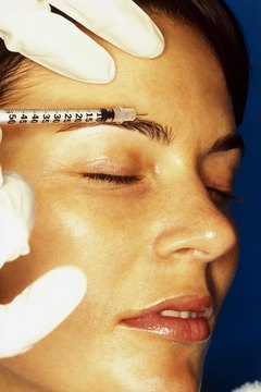 Dermatologists can administer injections to do away with wrinkles.