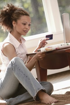 Even one report of a late credit card payment can have a negative impact on your credit score.