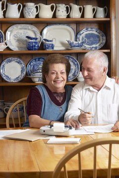 Even if one spouse doesn't work, both can contribute to retirement plans.