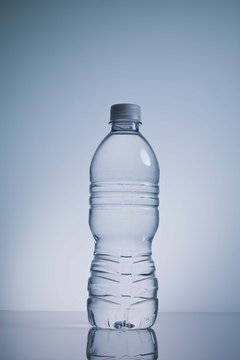 A simple water bottle filled with sand or rocks can substitute for a dumbbell.