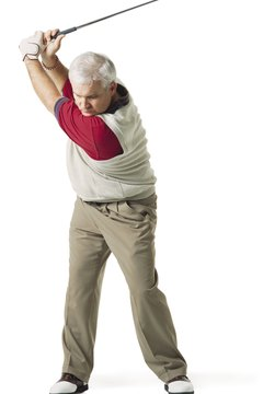 How to Not Let Your Left Arm Break Down in a Golf Swing