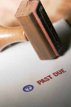 A single late payment can cause considerable damage to your credit scores.