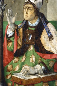 Saint Augustine's theory of invisible and visible churches was the root of Puritan beliefs about sainthood.