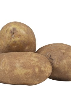 Many varieties of potatoes are easily grown in container gardens.