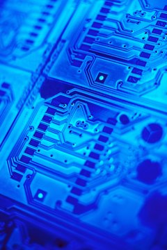 Electronic circuit theory offers many creative research projects for high school students.
