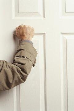 """Knock, Knock..."""