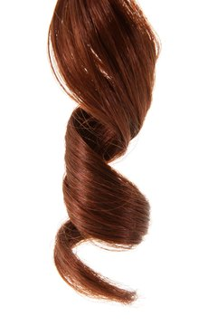 Spiral hair typically is dry and needs extra moisture.