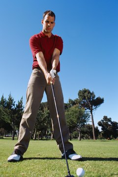 The setup is a vital part of the golf swing.