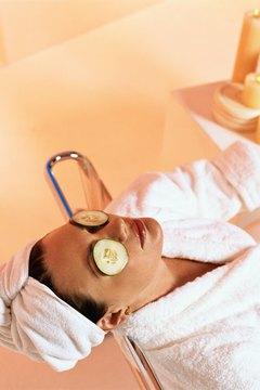 Estheticians perform treatments to rejuvenate the skin.