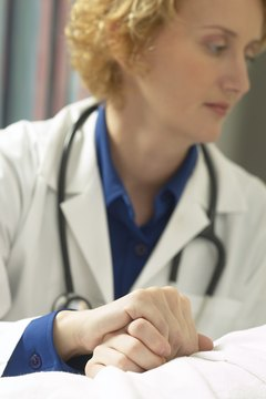 Nurse practitioners provide primary health care, either instead of or in collaboration with a doctor.