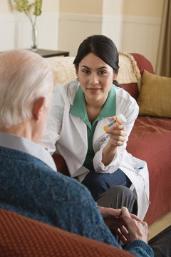 Medication aides work in long-term care facilities, hospitals and medical centers.