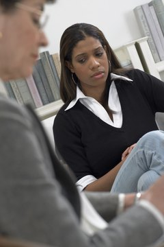 Counseling may be necessary to help your partner overcome past trauma.